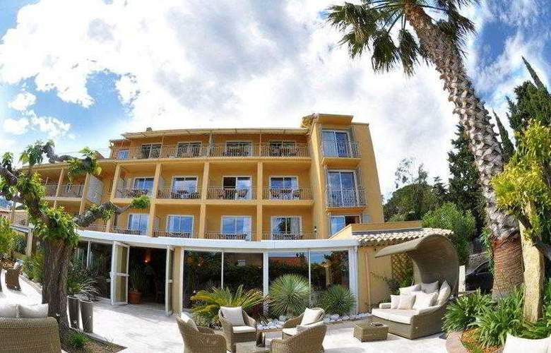 Best Western Hotel Montfleuri - Hotel - 3