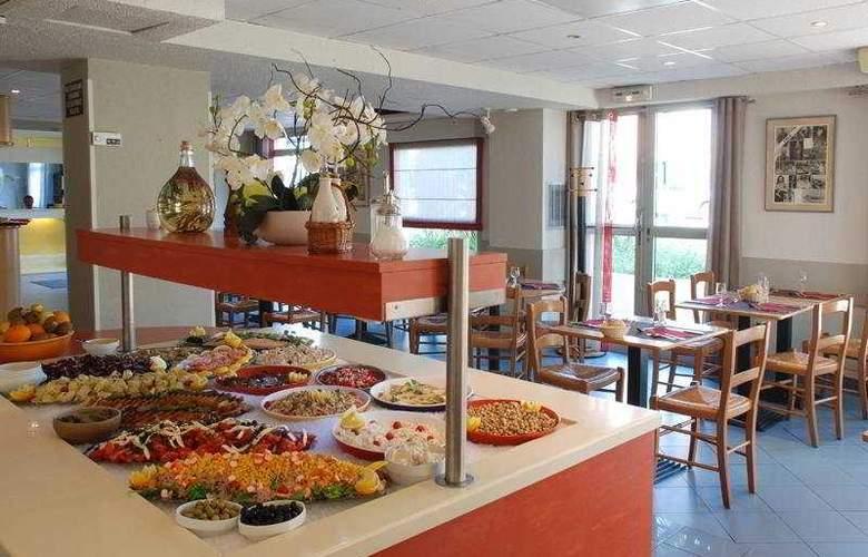 Kyriad Nice Ouest Saint Isidore - Restaurant - 4