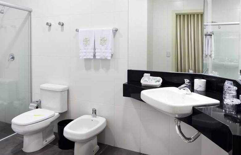 Plaza Porto Alegre - Room - 12