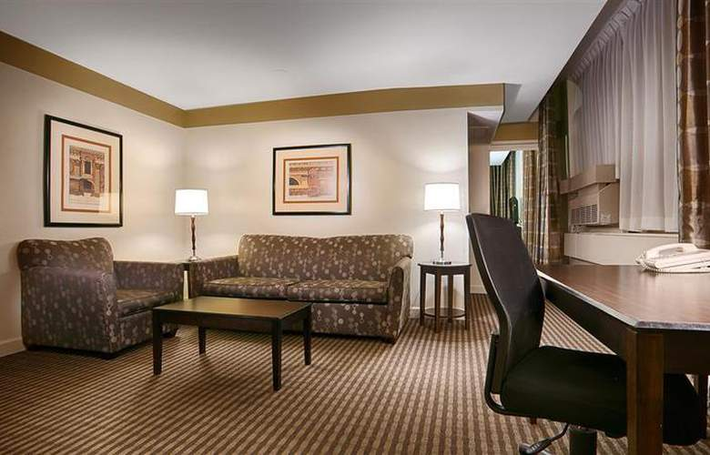 Best Western River North Hotel - Room - 59