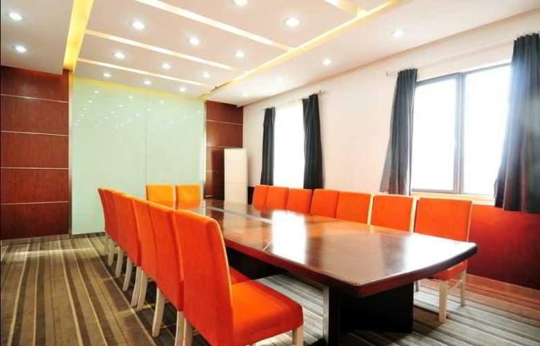 Jinjiang Inn (Zhaohui Road,Ningbo) - Conference - 8