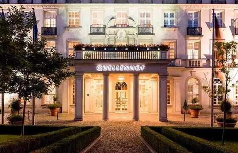 Pullman Aachen Quellenhof - Hotel - 0