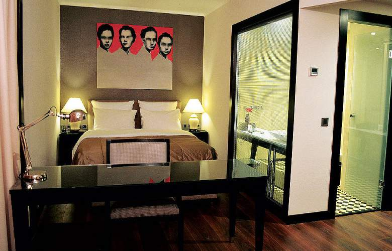 Quentin Boutique Hotel - Room - 4