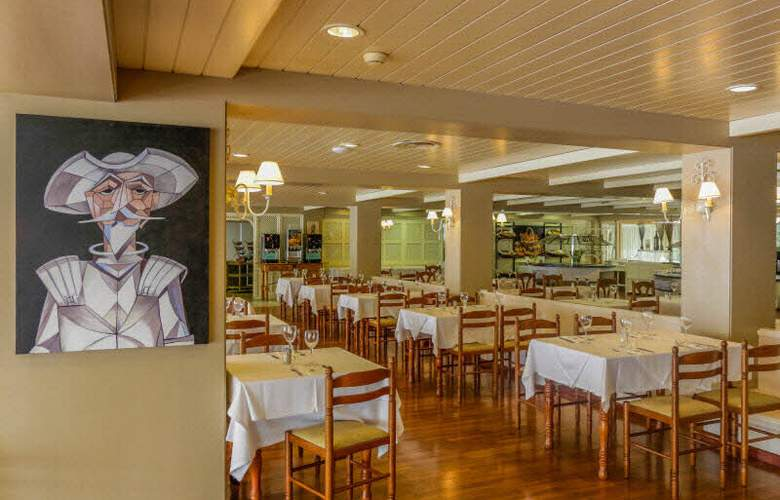 Sol Marbella Estepona Atalaya Park - Restaurant - 37
