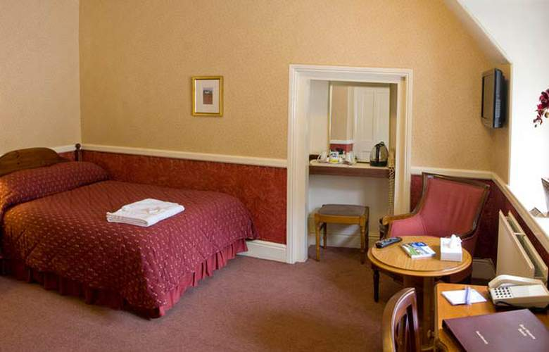 Best Western Plus Orton Hall Hotel & Spa - Room - 11