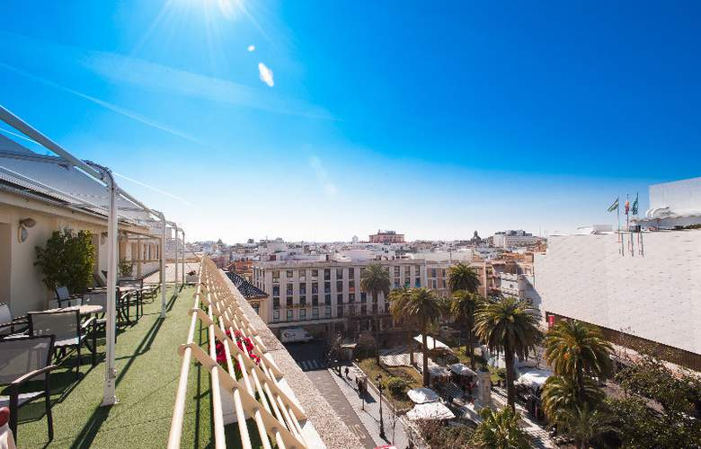 Derby Sevilla - Terrace - 5