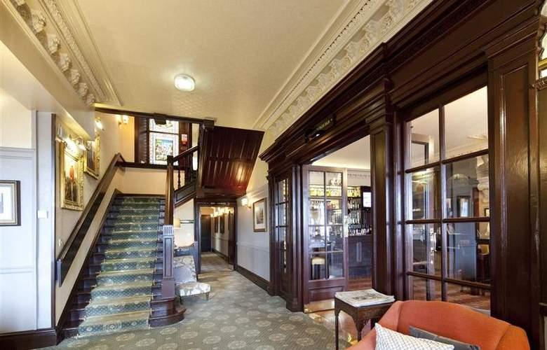 BEST WESTERN Braid Hills Hotel - Hotel - 250