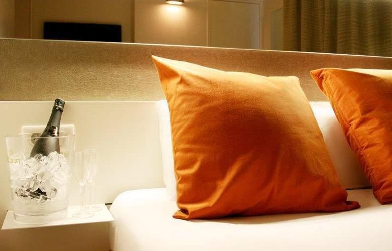 Best Western Hotel Le Montparnasse - Room - 85