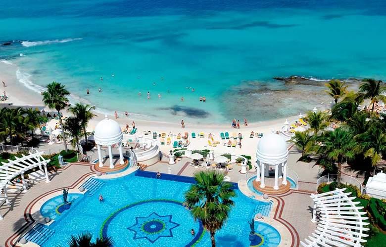 Riu Palace Las Americas  - Beach - 10