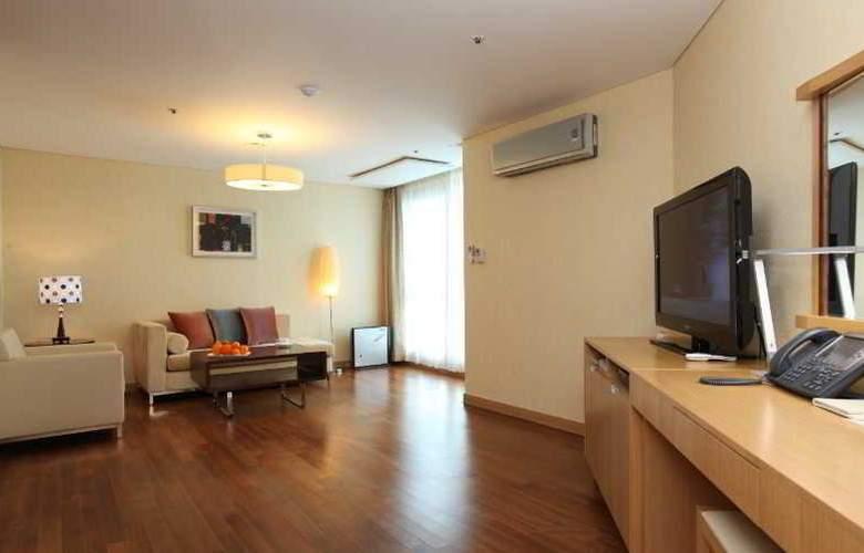 Ocean Suites Hotel Jeju - Room - 4