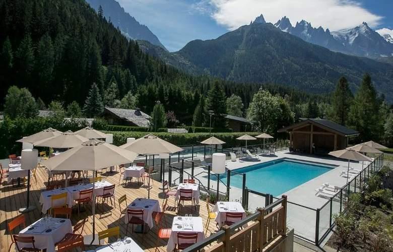 Best Western Plus Excelsior Chamonix Hotel & Spa - Pool - 49