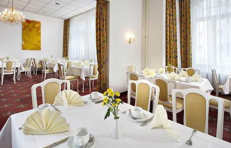 Grand City Hotel Berlin Zentrum - Restaurant - 6