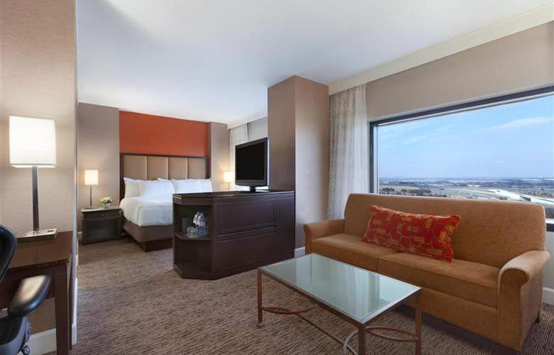 Hyatt Dulles at Washington Dulles Airport - Hotel - 12