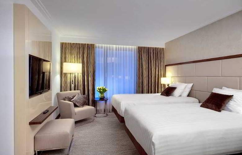 DoubleTree by Hilton Warsaw - Room - 2