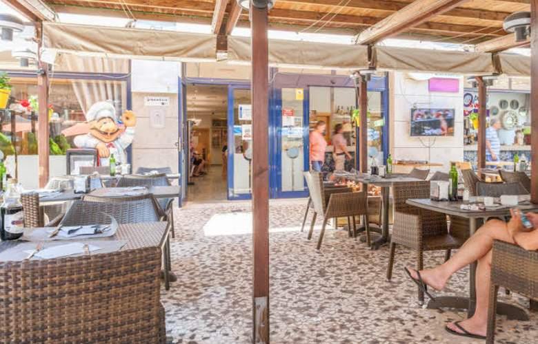 Marina dOr Playa Hotel 4 Estrellas - Restaurant - 23