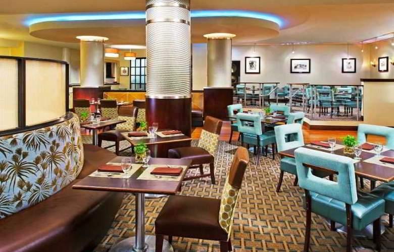 Sheraton Miami Airport & Executive Meeting Center - Restaurant - 31