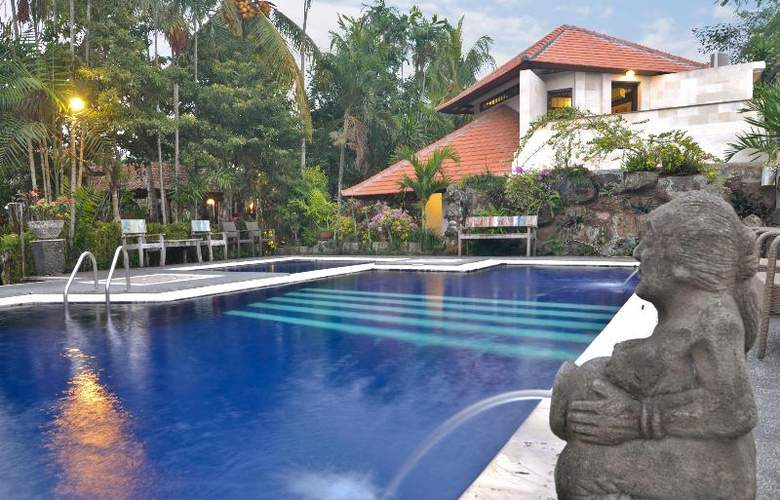 Taman Harum Cottages - Hotel - 9