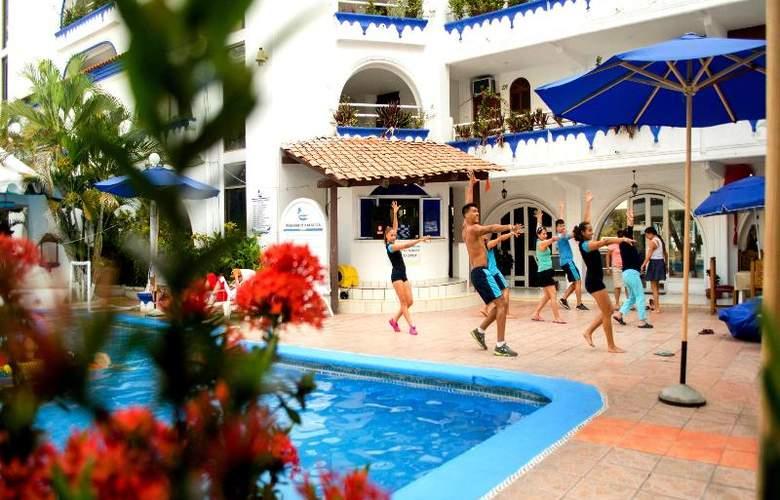 Club Fiesta Mexicana Beach - Pool - 14