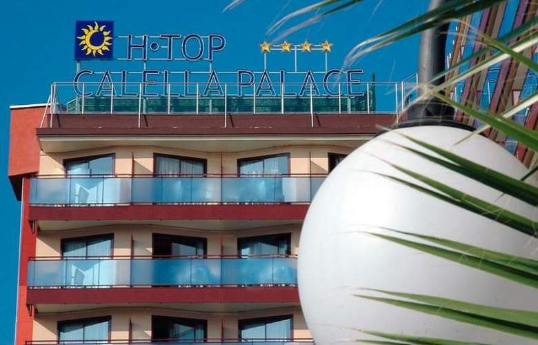 H TOP Calella Palace - Hotel - 10