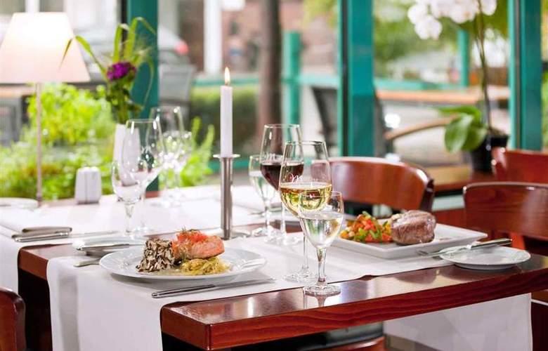 Holiday Inn Düsseldorf – Hafen - Restaurant - 100