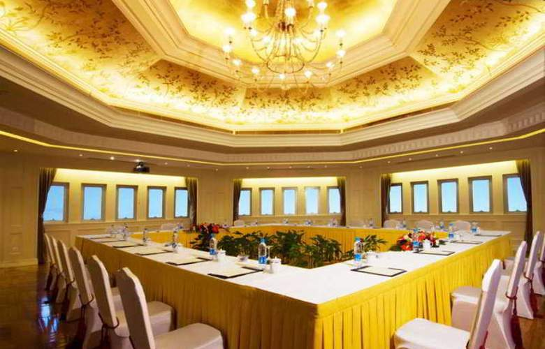 Hongqiao State Guest - Conference - 13