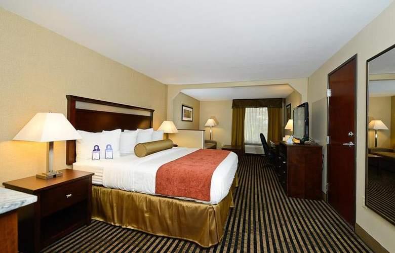 Best Western Plus Prairie Inn - Room - 36