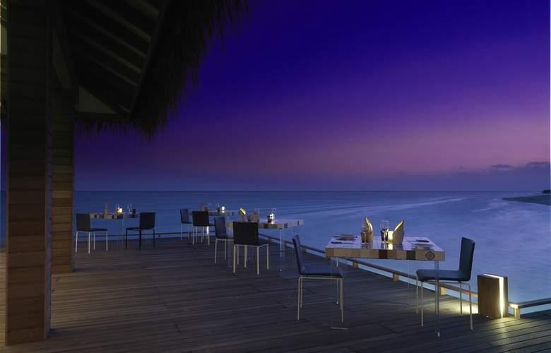 Cocoon Maldives Resort - Restaurant - 28