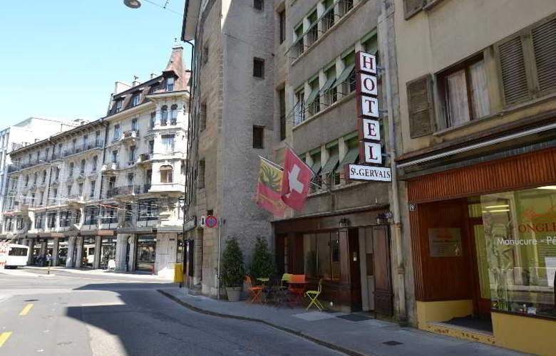 Saint-Gervais - Terrace - 27