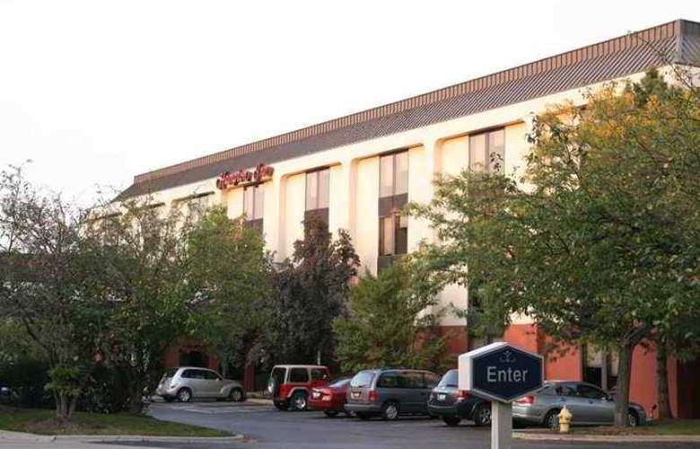 Hampton Inn Chicago/Westchester (Oak Brook) - Hotel - 0