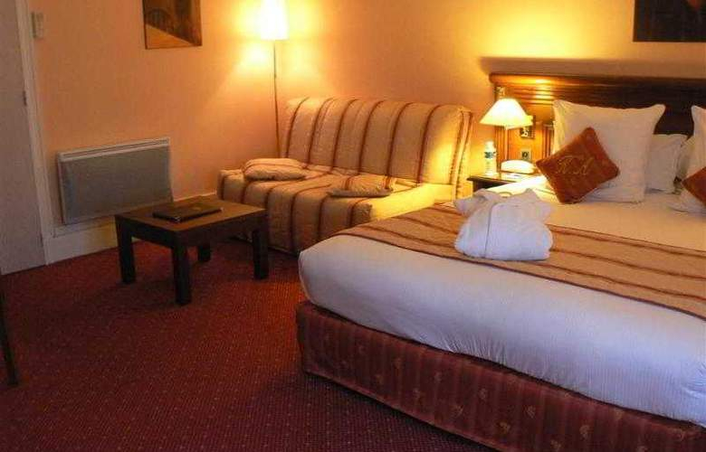 Best Western Hotel D´Arc - Hotel - 10