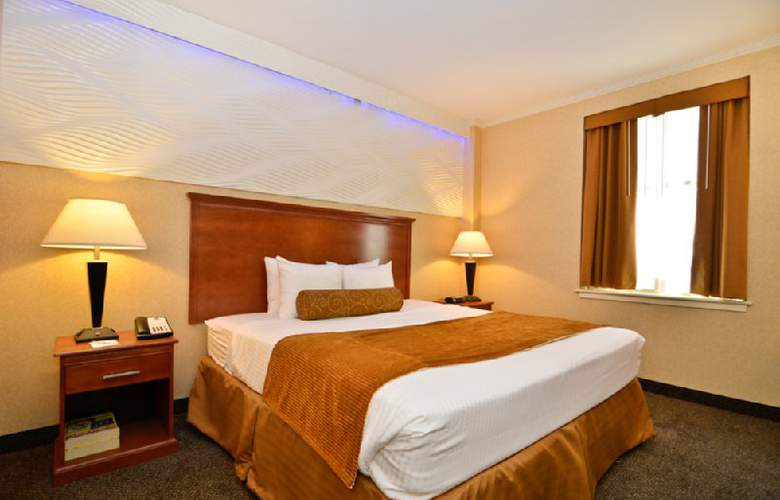 Best Western Plus Envy Hotel - Room - 1