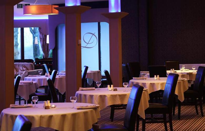 Best Western Dryfesdale - Restaurant - 396