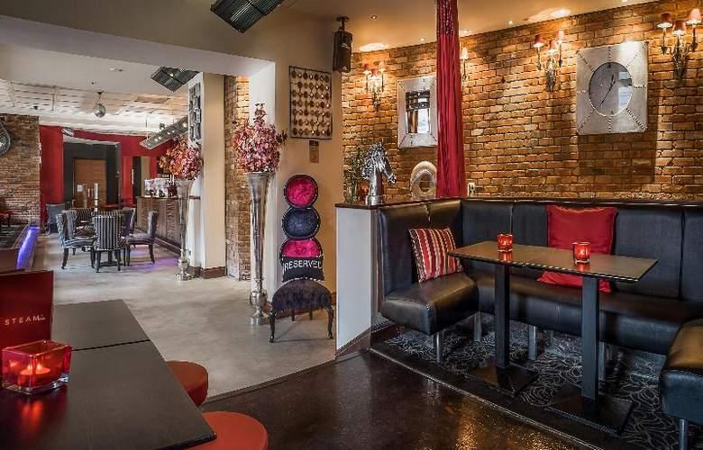 Hilton London Paddington - Bar - 4