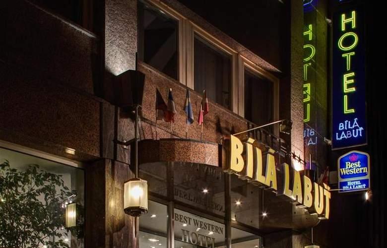 Luxury Family Hotel Bílá Labut - Hotel - 45