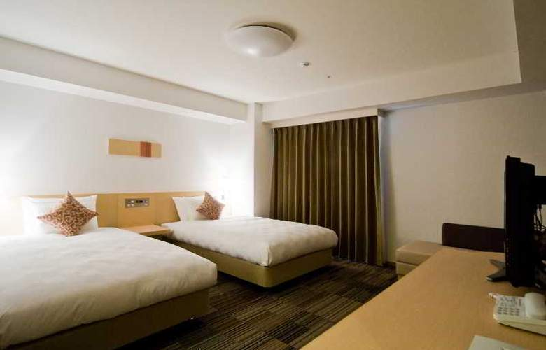 Daiwa Roynet Hotel Osaka Uehonmachi - Hotel - 9