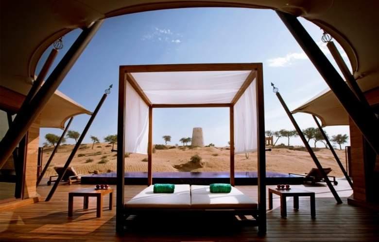 The Ritz Carlton Ras Al Khaimah Al Wadi Desert - Terrace - 10