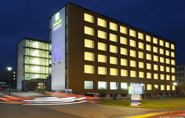Holiday Inn Express Zurich Airport - Hotel - 0