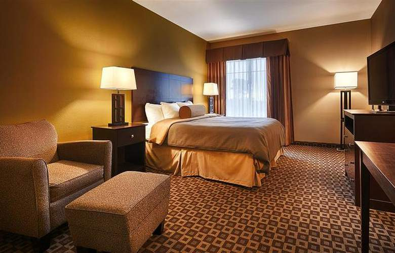 Best Western Plus Chalmette Hotel - Room - 50