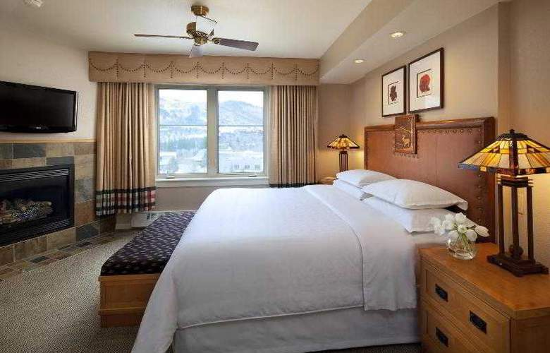 Sheraton Mountain Vista - Room - 21