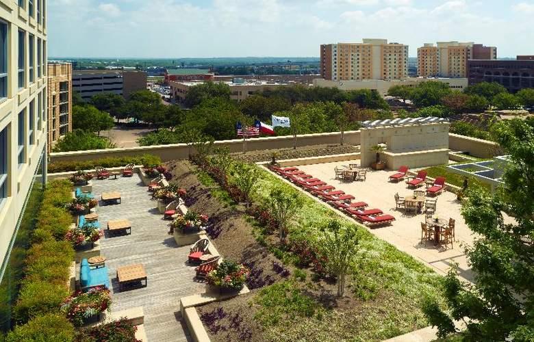 Omni Fort Worth Hotel - Terrace - 19
