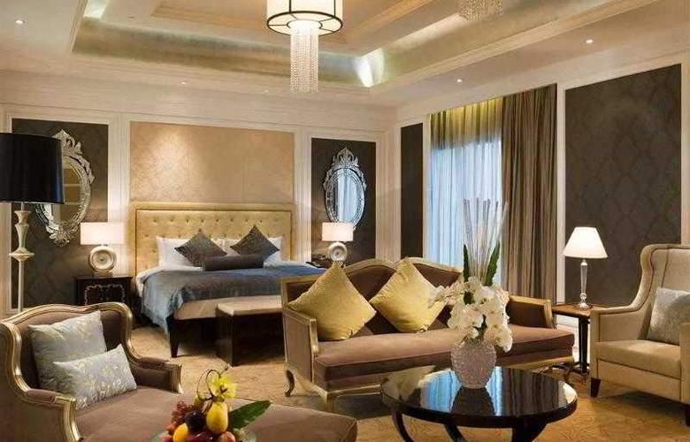 Sofitel Shanghai Sheshan Oriental - Hotel - 13