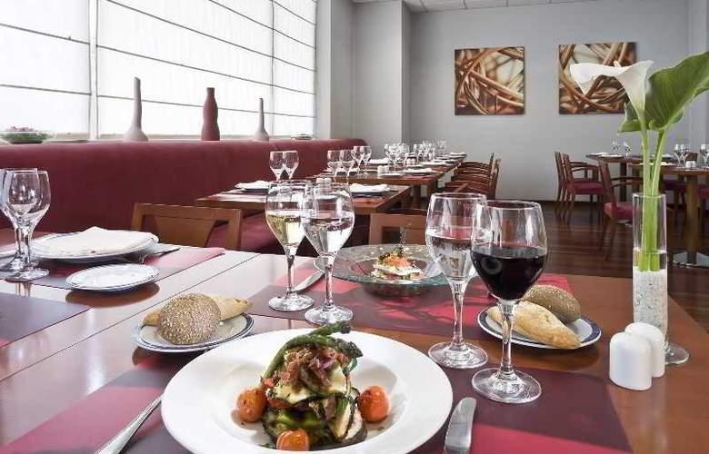 Hesperia Vigo - Restaurant - 2