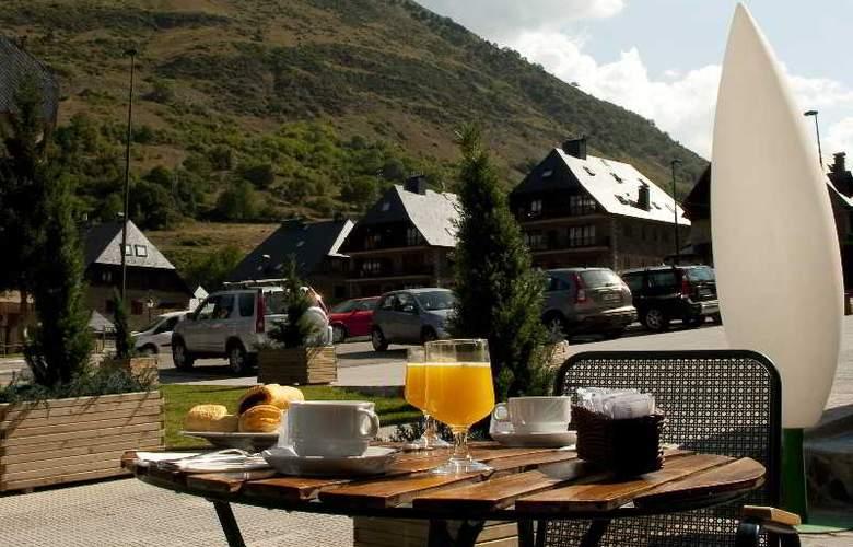 Nubahotel Vielha - Restaurant - 22