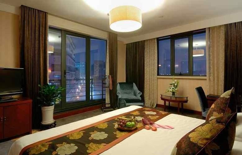 Best Western Jianghua Hotel Ningbo - Hotel - 8