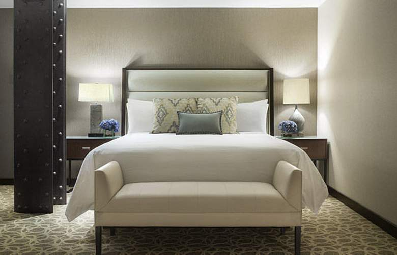 JW Marriott Houston Downtown - Room - 9