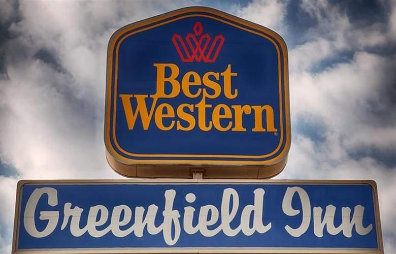 Best Western Greenfield Inn - Hotel - 59