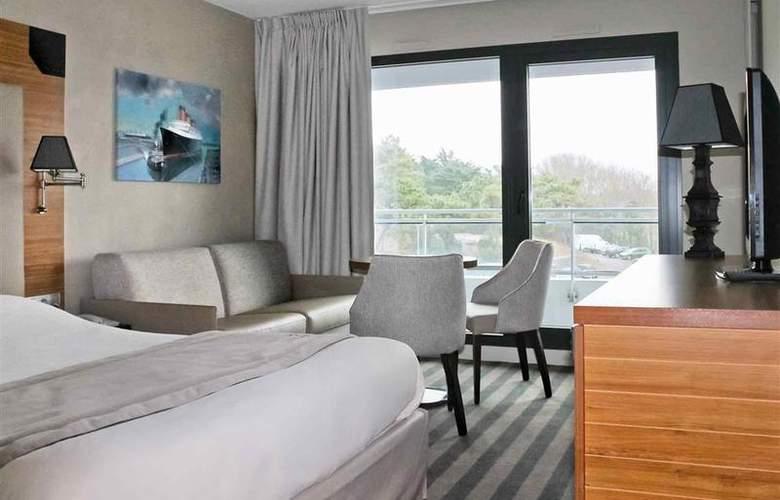Cote Ouest Thalasso & Spa Les Sables d'Olonne - Room - 69