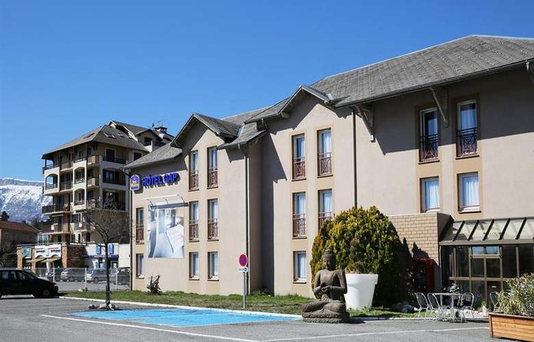 Comfort Hotel Gap Le Senseo - Hotel - 73