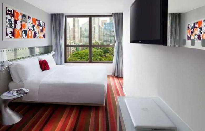 Travelodge Central, Hollywood Road - Room - 17