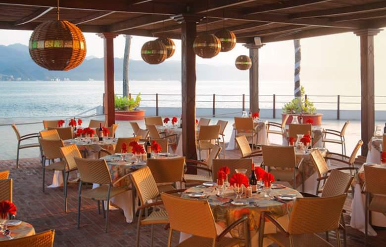 Meliá Puerto Vallarta - Restaurant - 29
